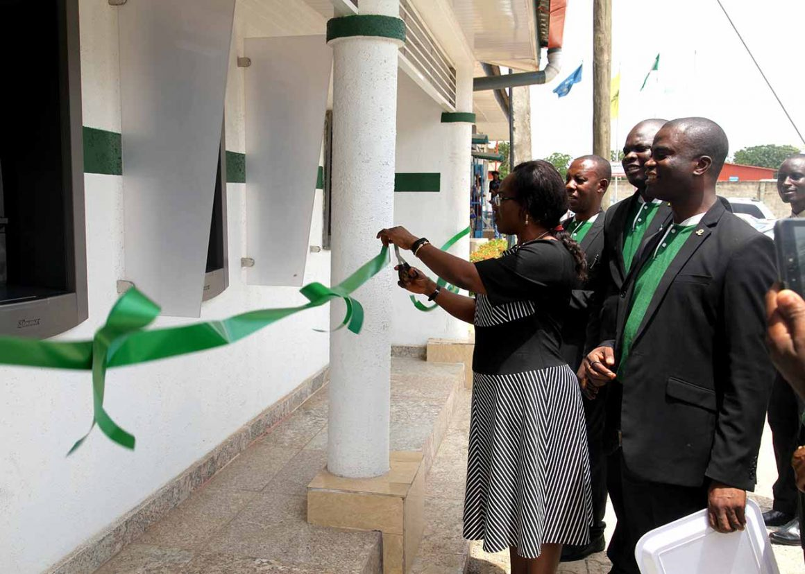 COVENANT MICROFINANCE BANK LAUNCHES ATM GALLERY