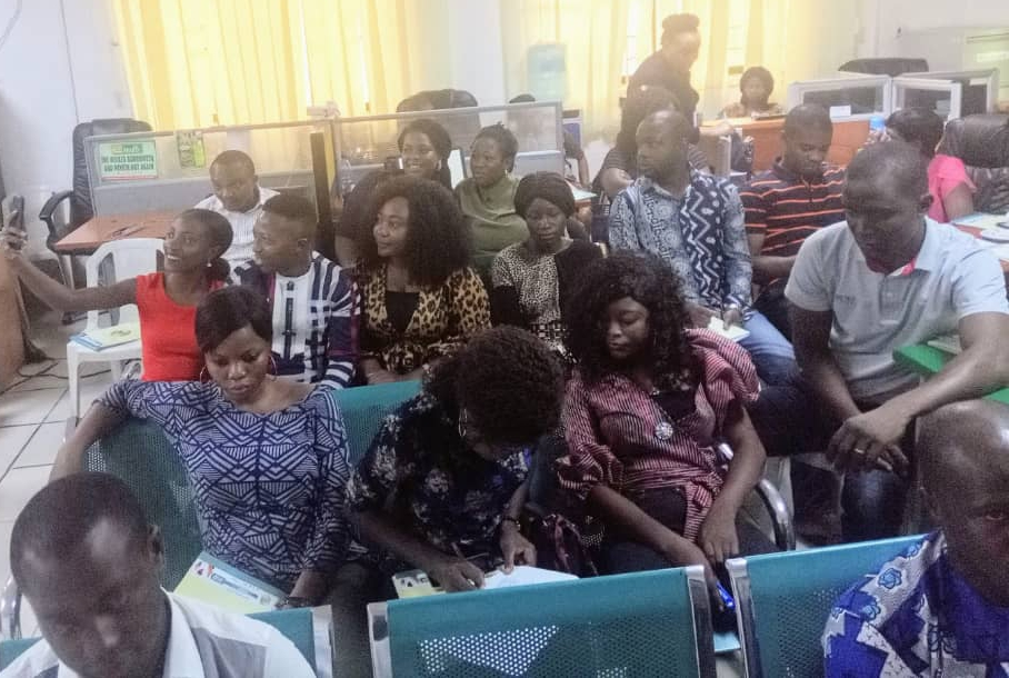 Covenant MicroFinance Bank Staff Training On Banking and The Digitalization Landscape